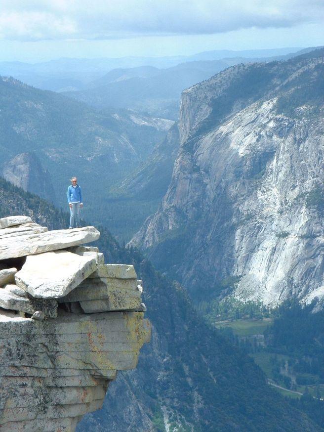 Yosemite Half Dome Visor